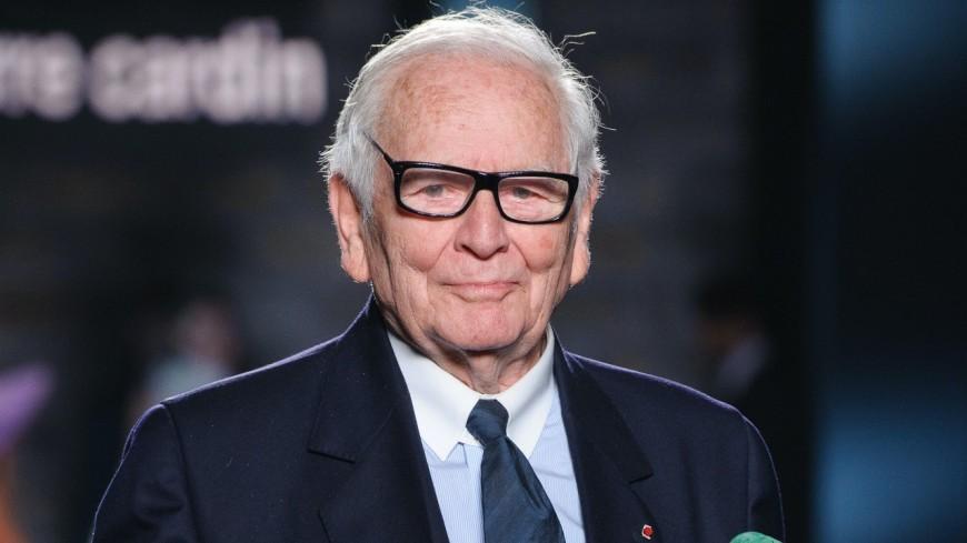 Le couturier Pierre Cardin a été inhumé à Montmartre