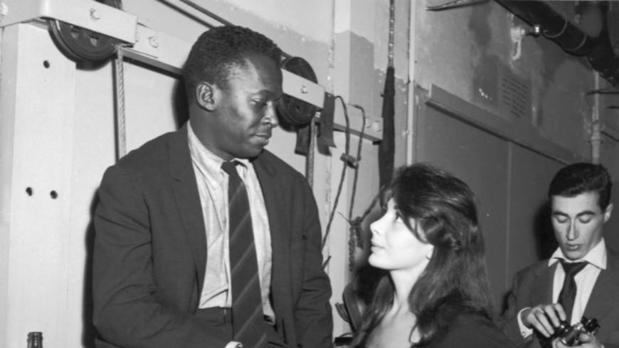 Juliette Gréco et Miles Davis, l'amour interdit