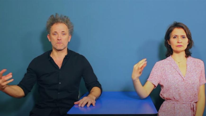 """Michel Jonasz offre des images à """"La Maison de Retraite"""" ! (vidéo)"""