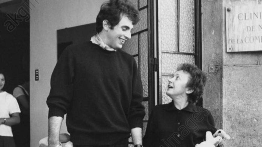 Le jour où Édith Piaf et Théo Sarapo se sont demandé à quoi sert l'amour
