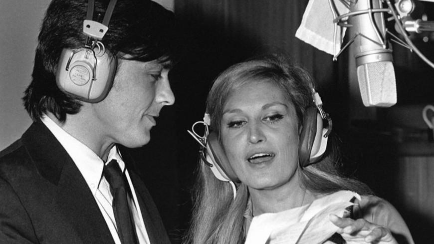 Le jour où Dalida et Alain Delon ont partagé un duo mythique (vidéo)