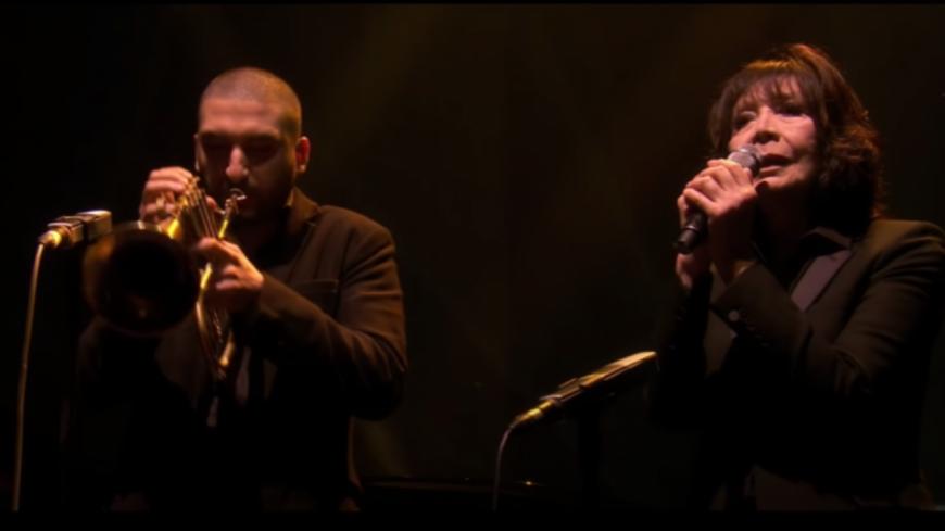 """Le jour où Juliette Gréco a repris """"La Javanaise"""" de Serge Gainsbourg (vidéo)"""