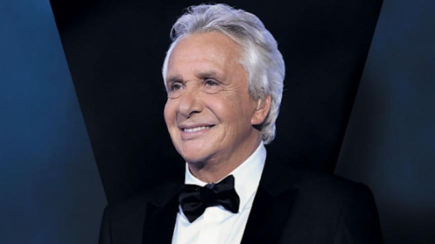 Michel Sardou donne des nouvelles de sa santé