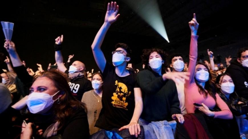 Les concerts-tests de Paris et Marseille sont reportés en mai