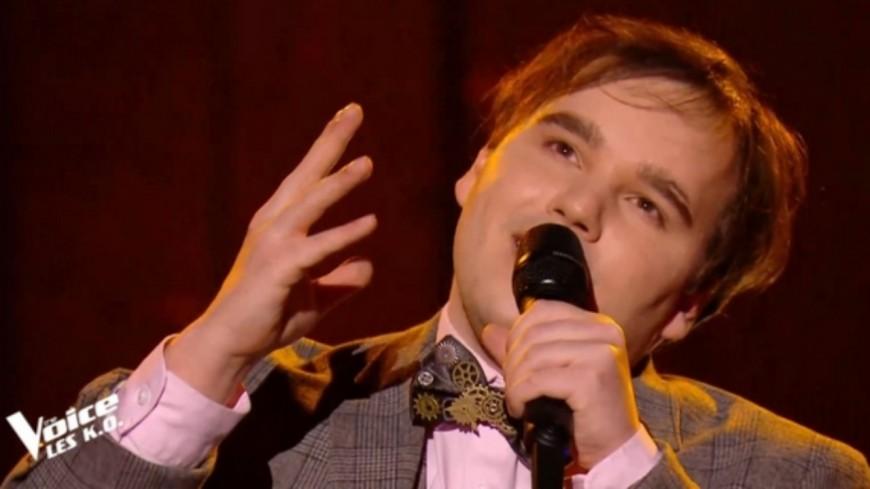 """Un candidat de The Voice reprend la chanson """"Tata Yoyo"""" (vidéo)"""