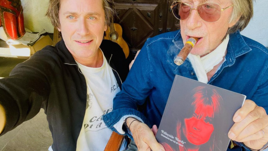 Jacques et Thomas Dutronc partagent leur soutien sans failles pour Françoise Hardy
