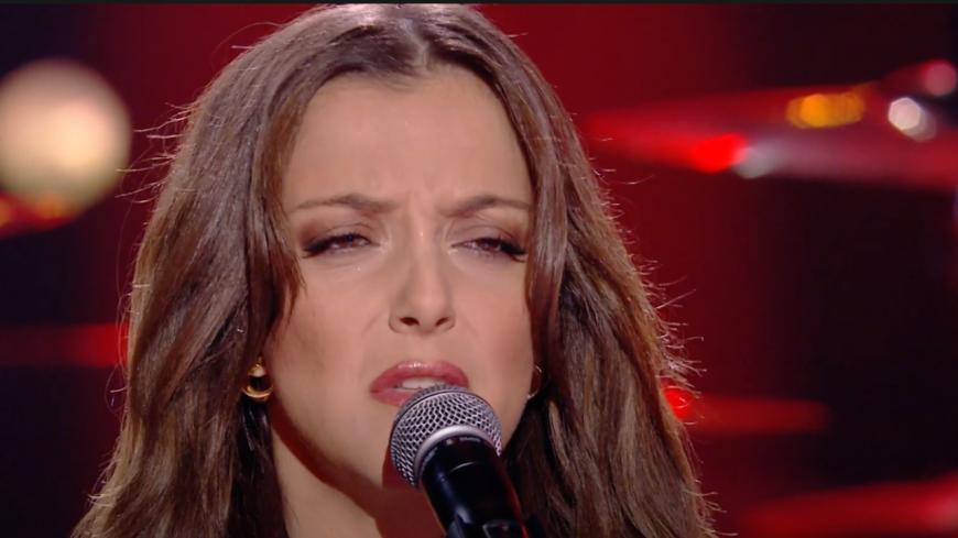 """Voici """"Hymne à l'amour"""" revisité par Kendji Girac et Camille Lellouche (vidéo)"""