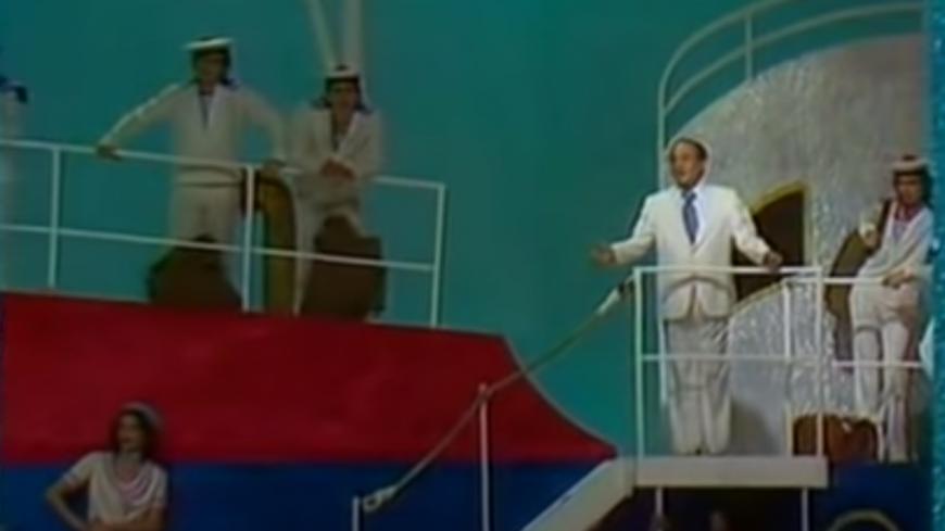 """Retour en 1977 - Tino Rossi interprète """"Méditerranée"""" en live (vidéo)"""