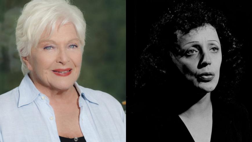 Line Renaud évoque sa rivalité avec Edith Piaf !