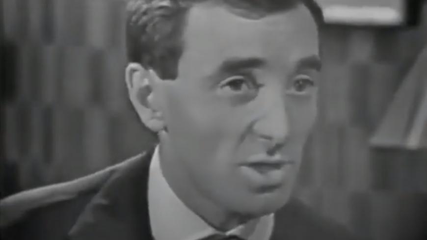 Quand Charles Aznavour raconte sa rencontre avec Edith Piaf ! (vidéo)