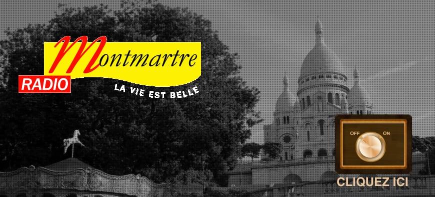 Ecoutez Radio Montmartre !